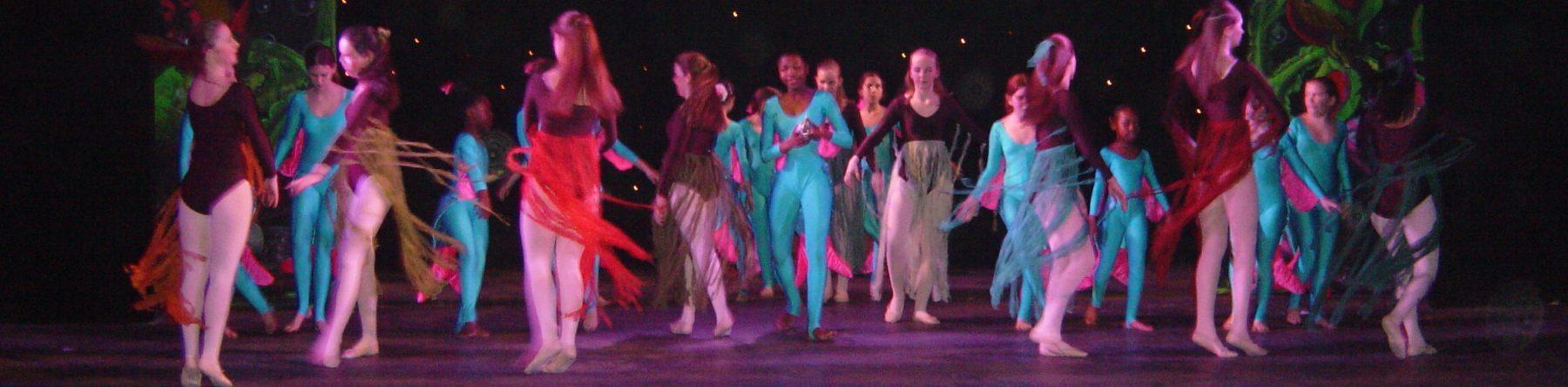 The Alma Rippon Theatre School